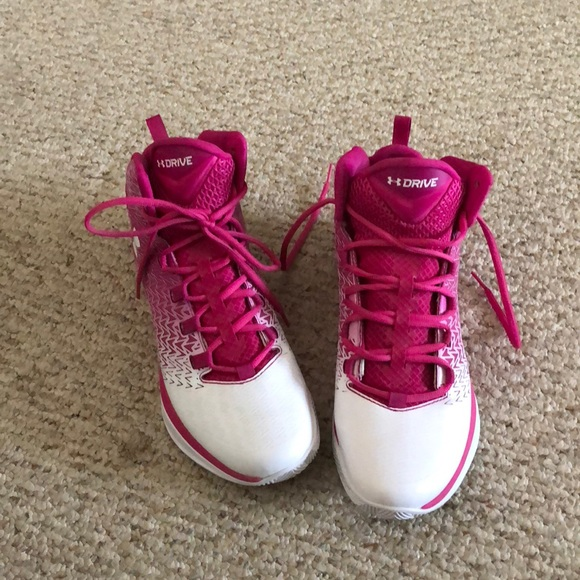Under Armour Other - Under Armor drive  basketball shoes